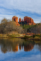 Cathedral Rock near Sedona, AZ, USA