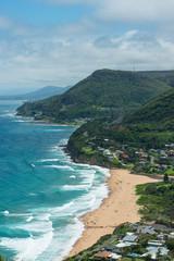 Australia Wollongong beach