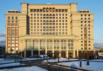 Россия. Отель Four Seasons Москва.