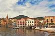 Hafen in Lipari