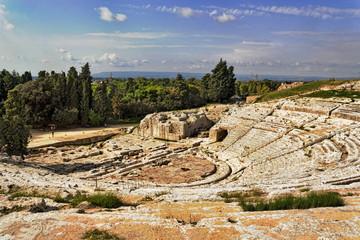 Syrakus Teatro Greco