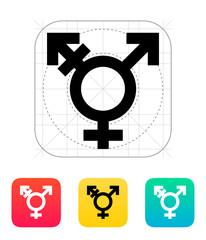 Transgender icon.