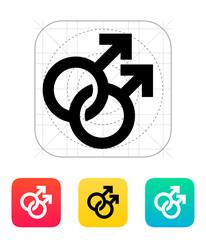 Gay icon.