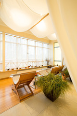 Room at spa