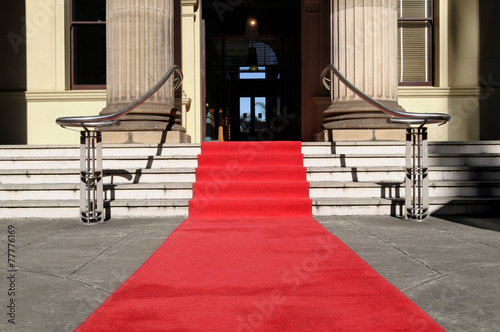 Papiers peints Fete, Spectacle Red carpet