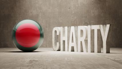 Bangladesh. Charity  Concept