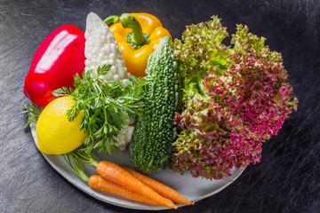 新鮮野菜 盛り合わせ  green vegetable