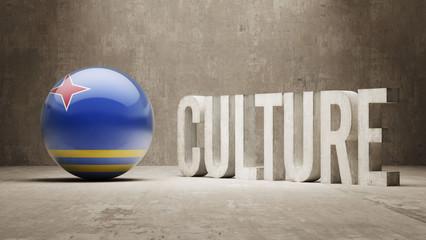Aruba. Culture  Concept