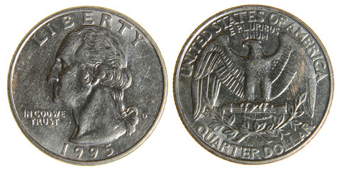 American Quarter from 1995