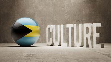 Bahamas. Culture  Concept