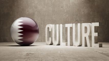 Qatar. Culture  Concept
