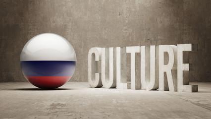 Russia. Culture  Concept