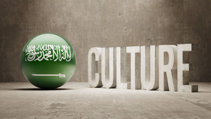 Saudi Arabia. Culture  Concept