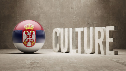 Serbia. Culture  Concept