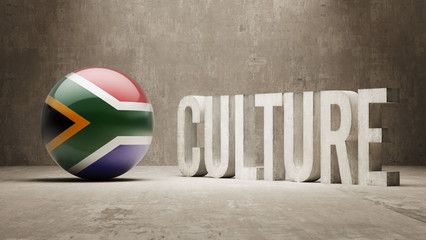 South Africa. Culture  Concept