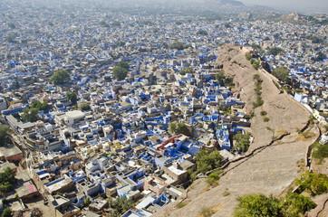 Jodhpur city  from Mehrangarh Fort, Rajasthan, India