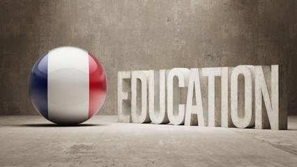 France Education Concept