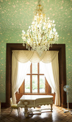 Interior elements. Classical style