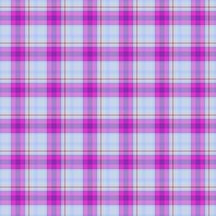 Blue, purple seamless tartan cloth pattern