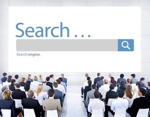 Search Online Internet Browsing Web Concept