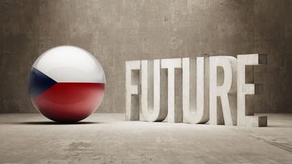 Czech Republic. Future  Concept.