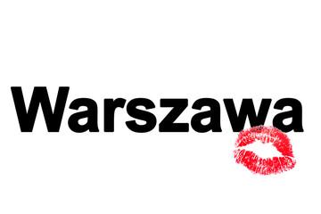 Lieblingsstadt Warschau (favorite city Warsaw)