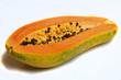 canvas print picture - Papaya