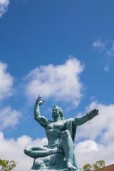平和祈念像@長崎市平和公園