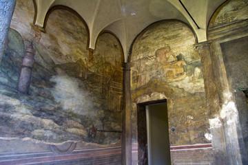 Luoghi di Leonardo a Milano: San Carlo