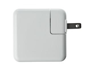 white adaptor