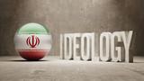 Iran. Ideology  Concept. poster