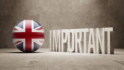 Important British Concept
