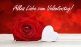 Fototapety Valentinstag