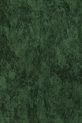 Recycle Pastel Paper Dark Emerald Green Coarse Grunge Texture