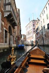 paseo en góndola veneciana