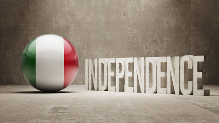 Independence Concept.