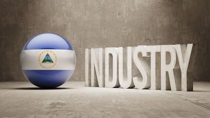 Nicaragua. Industry Concept.