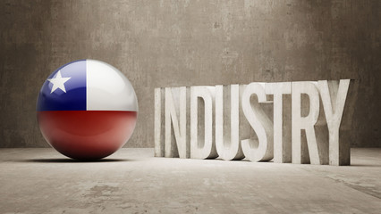 Chile. Industry Concept.