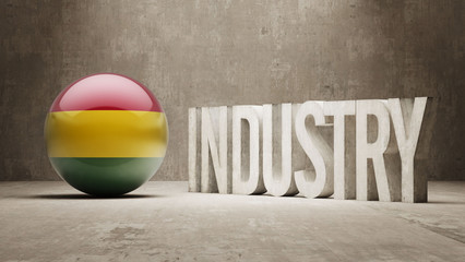 Bolivia. Industry Concept.