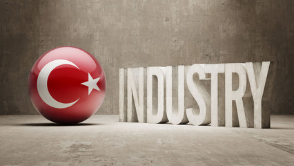 Turkey. Industry Concept.