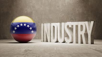 Venezuela. Industry Concept.