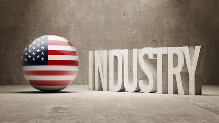 United States. Industry Concept.