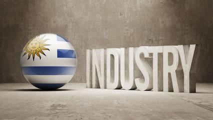 Uruguay. Industry Concept.
