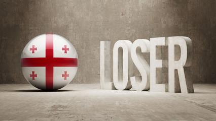 Georgia Loser Concept.