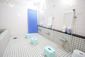 Japanese Shower room