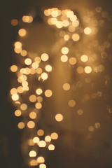 Festive Christmas background. Elegant abstract background with b