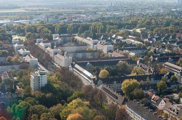 Ludwigshafen aus der Luft