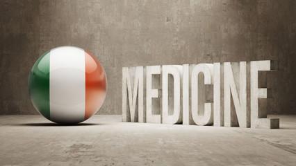 Ireland. Medicine Concept.