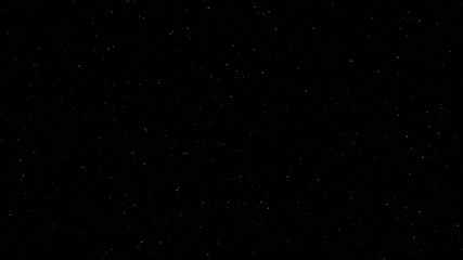 Sky at night background