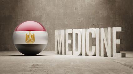 Egypt. Medicine Concept.